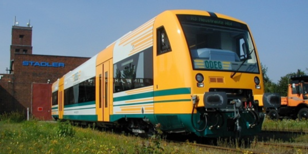 STADLER Regio-Shuttle RS 1