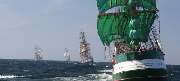 Tall Ship Races 2013