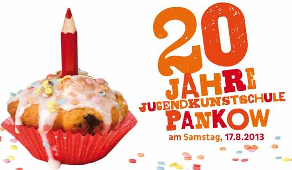 20 Jahre Jugendkunstschule Pankow