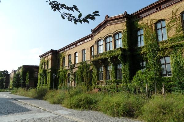 Bezirksamtsgebäude an der Frobelstraße