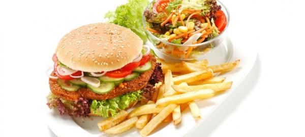Vego Burger von VEGO Foodworld