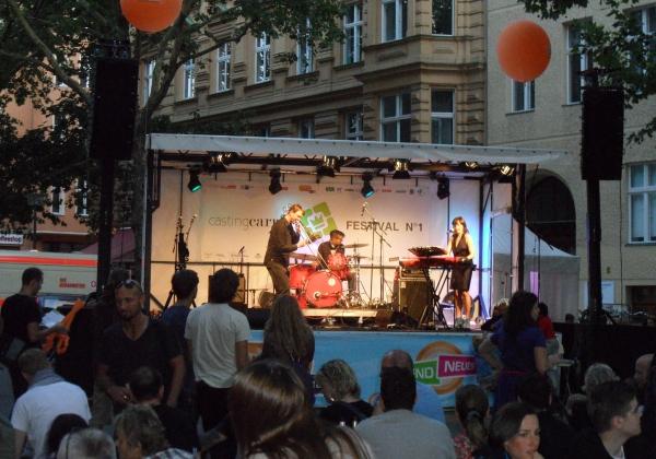 CastingCarree-Festival: Abendkonzert mit tollen Live-Bands und Musikern