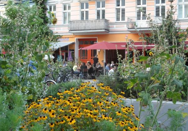 CastingCarree-Festival: romantisches Flair in der Ooderberger Strasse