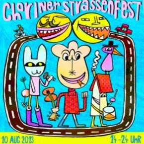 Choriner Strassenfest am 10. August 2013 ab 14:00 Uhr