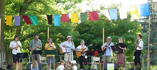 Dorffest Heinersdorf