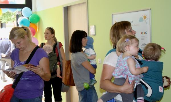 Großes Interesse für Klax-Pädagogik-Konzept - Foto: Klax GgmbH