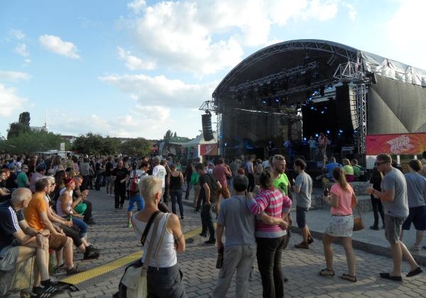 Knaack - Sommerfest im Mauerpark 2013