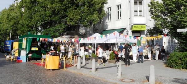 100 Jahre Metzer Eck am 1.8.2013