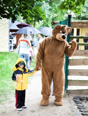 Sommerfest im Kinderhospiz Sonnenhof