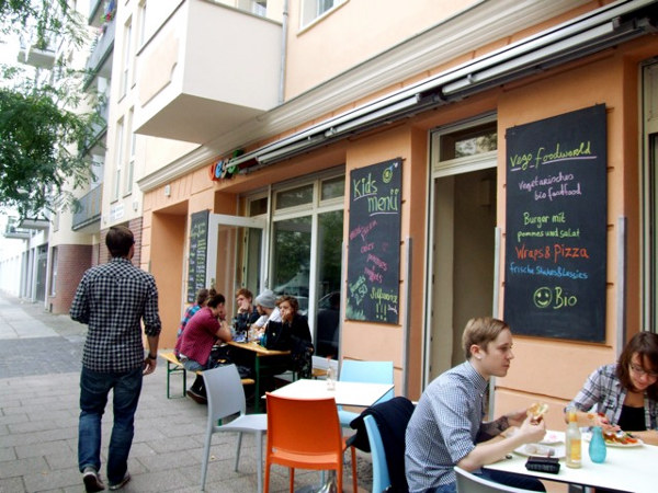 Restaurant VEGO Foodworld