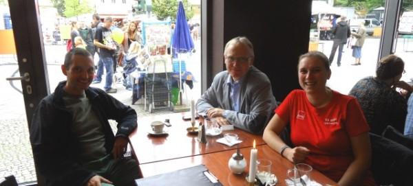 Interview am Rande des Pankefestes am 15.9.2013