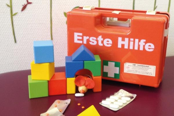 Erste Hilfe Koffer von PD Dr. Tillig
