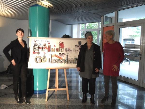 Klax Fachschule für Erzieher Elinor Goldschmied - Namensgebungsfeier