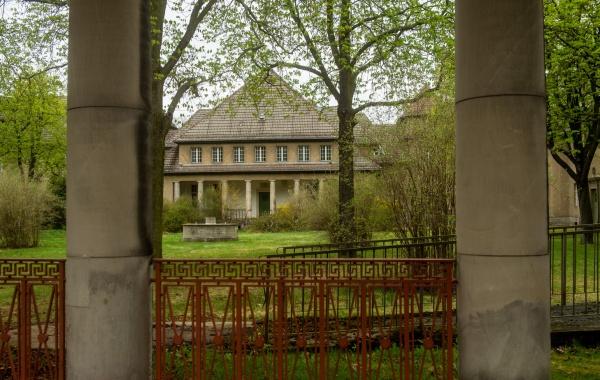 Ludwig Hoffmann Quartier: Neoklassizistische Archtitektur - Foto: SITUS GmbH