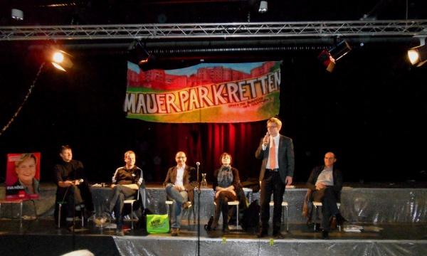 Bundestagsspitzenkandidaten: Podiumsdiskussion im Bezirk Mitte am 19.9.2013
