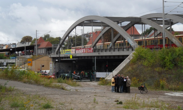 Rundgang am Pankowertor: Planschau