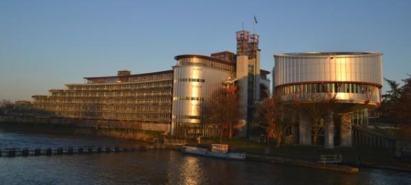 Europäischer Gerichtshof für Menschrechte in Strasbourg