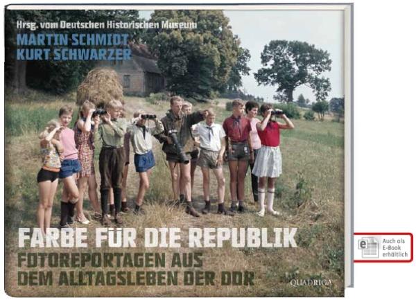 Buch: Martin Schmidt | Kurt Schwarzer Farbe für die Republik