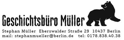 Geschichtsbüro Müller