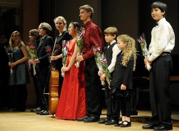 Konzert der Internationalen Musikakademie