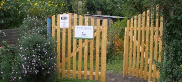 NABU-Naturgarten in der KGA Am Anger in Wilhelmsruh