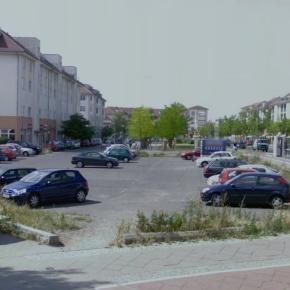 Parkplatz Achillesstraße 70/ Lossebergplatz in Karow