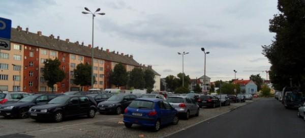Pistoriusplatz in Berlin-Weißensee