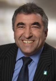 Udo Folgart - Präsident des Landesbauernverbandes Brandenburg