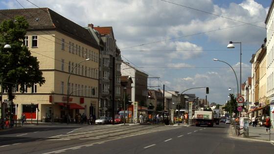 Berliner Allee, Foto:© Platte C-GFDL1.2