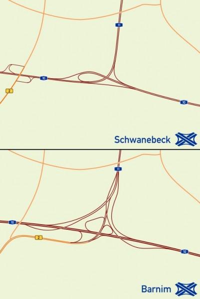 Autobahndreieck Barnim