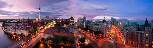 ANCB: Berlin Madrid - 25th Anniversary of the Berlin Madrid City Partnership