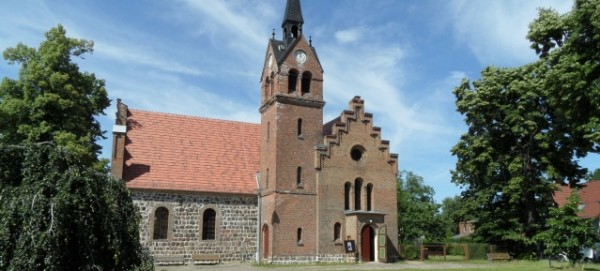 Kirche in Franzöesisch-Buchholz