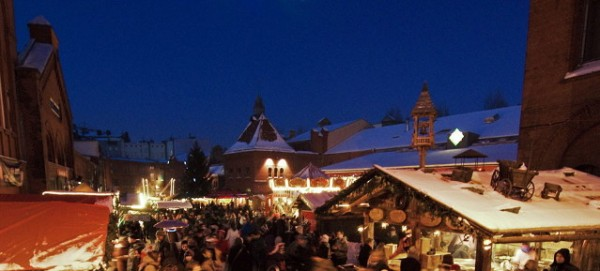 Lucia Weihnachtsmarkt, Foto: © Jochen Loch