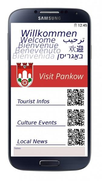 Visit Pankow App