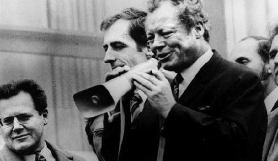 Willy Brandt und die Stasi - Buchvorstellung und Diskussion am 19.11.2013