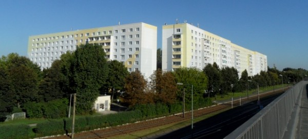 Wohnbauten Pankow - Vesaliusstraße / Pasewalker Straße