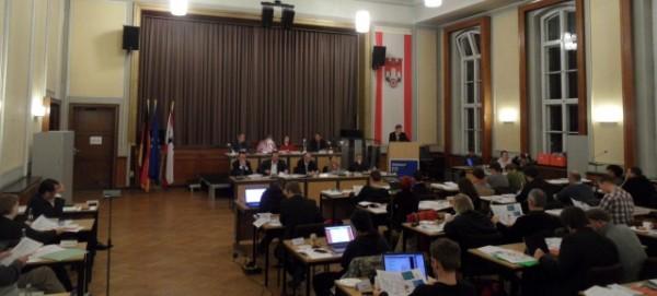 19. Sitzung der BVV-Pankow am 11.12.2013