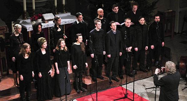 Christian Steyer und der Berliner Solistenchor