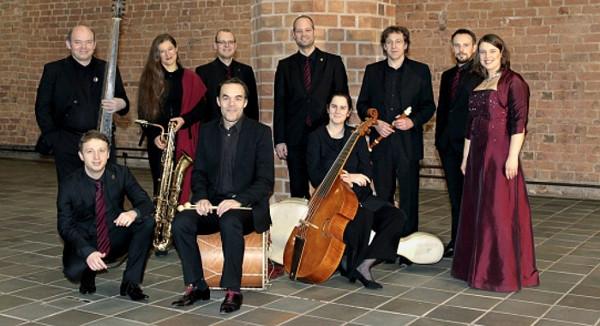 Calmus Ensemble Leipzig - Foto: © Ida Zenna, Lautten Compagney