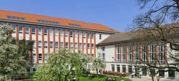 Kunsthochschule Weissensee - Foto: Heike Overberg