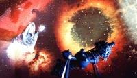 Phantastisches Weltall im Zeiss-Großplanetarium