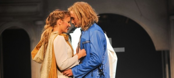 Romeo und Julia  - Foto: Udo Krause - Uckermärkische Bühnen Schwedt