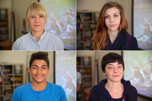"""Schule Eins Team bei KIKA Gameshow """"4 gegen 4"""""""