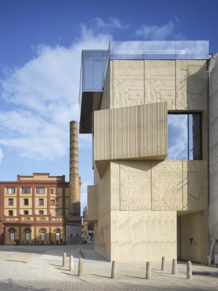Museum für Architekturzeichnung - Tschoban Foundation - Foto: © Roland Halbe