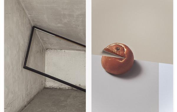 Werke von Delphine Burtin - Foto: © D. Burtin