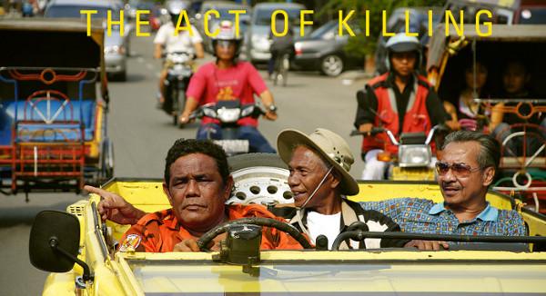 The Act of Killing, Pressefoto