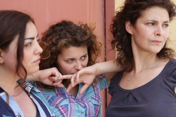 Barbara De Matteis, Laura Licchetta, Celeste Casciaro Foto: © Cosimo Cortese
