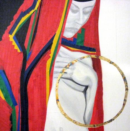 Nicole Bienert: Frau mit Ring