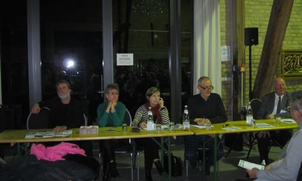 Bucher Bürgerforum am 16.1.2014