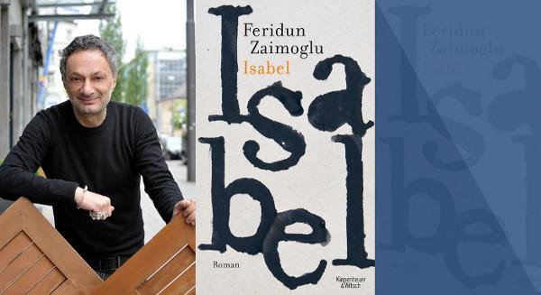 Feridun Zaimoglu, Pressefoto: © Klaus Haag, Buchbox! Berlin